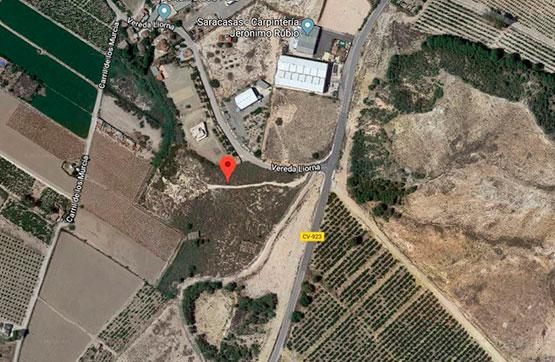 Solar urbà  Calle centro partida 'desamparados pol 67 parc 95. Suelo en venta en Orihuela (alicante). parcela de suelo rústico