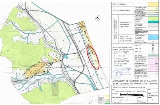 Urban plot  Calle sector 17 marenys , poligono 15, parcela 217. Este terreno se encuentra en calle sector 17 marenys , poligono
