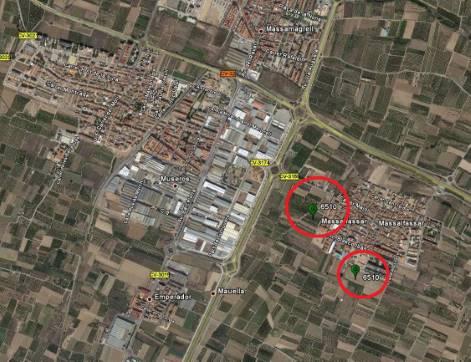 Solar urbà  Sector suz 1-3,parcela 201,poligono 1. Este terreno se encuentra en sector suz 1-3,parcela 201,poligono