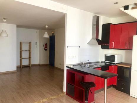 Lofts en venta con terraza en Madrid Capital