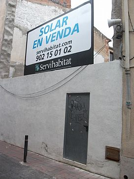 Stadtgrundstück in Morell (El). Urbano en venta en el morell, el morell (tarragona) sant rafael