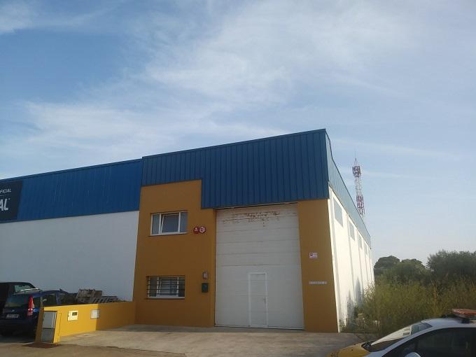 Industrial building in Sant Lluís-S´Ullestrar-Torret. Nave industrial en venta en coto de caza, sant lluís (baleares)