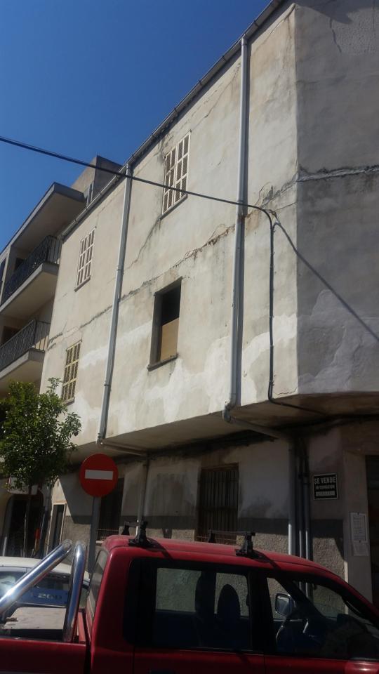 Gebäude  Calle carrer de sa fàbrica. ¡¡¡ideal inversión constructores!!!  este edificio para termin