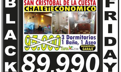 Casa o chalet en venta en Cruz, San Cristóbal de la Cuesta