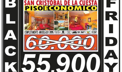 Apartamento en venta en De la Encina, San Cristóbal de la Cuesta