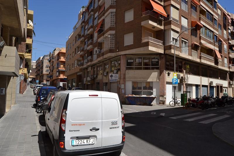 Affitto Ufficio  Calle tato, 2. Oficina de 200 m² en el centro de Alicante