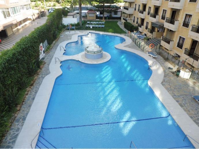 Foto 11 de Apartamento en Fuengirola ,Paseo Maritimo / Los Boliches, Fuengirola