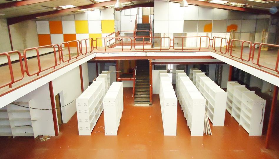 Foto 1 de Nave industrial de alquiler en Ciudad Naranco - Prados de La Fuente, Asturias