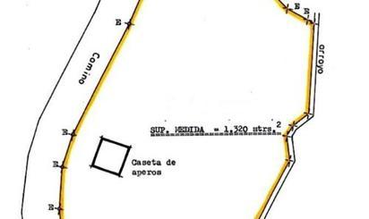 Terrenos en venta en Cercanías Serín, Asturias