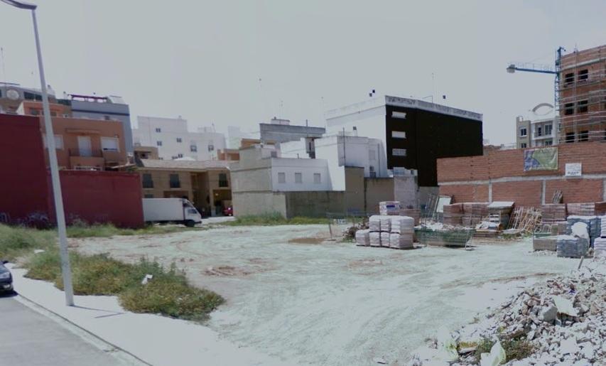 Urban plot  C/ san josé, nº 17-25. Solvia inmobiliaria - suelo urbano foios