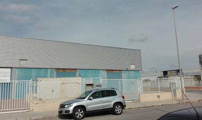 Fabrikhallen zum verkauf in C/ Poliola, Esq. C/ Palmeral, Chilches / Xilxes