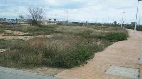 Foto 3 de Terreno en venta en C/ Unidad de Ejecución, Nº 8b - Pda. la Foia - La Pobla de Vallbona ciudad, Valencia