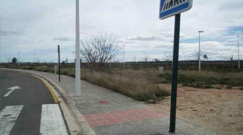 Foto 2 de Terreno en venta en C/ Unidad de Ejecución, Nº 8b - Pda. la Foia - La Pobla de Vallbona ciudad, Valencia