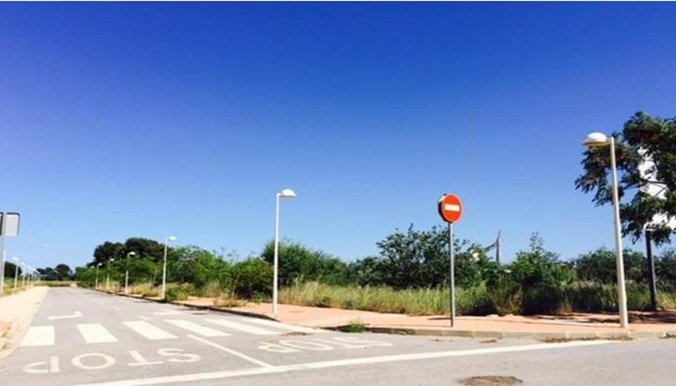 Foto 1 de Terreno en venta en Camí L´atall Esq C/ Polonia, Manzana M10, Parcela  Cabanes, Castellón