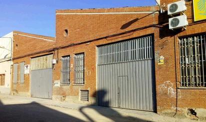 Nave industrial en venta en Cl Mercurio Nº 7, Estación - Cruz Roja