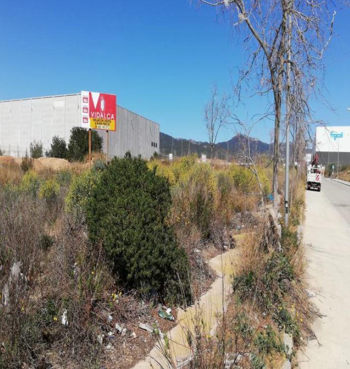 Area edificabile urbana  Ptda plau de reig. Solvia inmobiliaria - suelo urbano valls