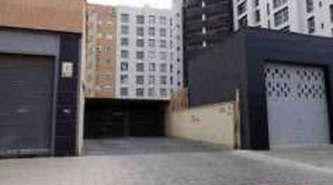 Foto 4 de Garaje en venta en C/ Vicente Alexandre Benisaudet, Alicante