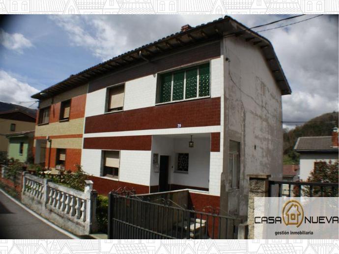 Foto 1 de Casa adosada en Mieres / La Villa - Bazuelo, Mieres (Asturias)