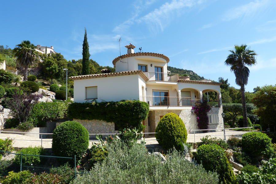 Alquiler Casa en Cabanyes-Mas Ambrós-Mas Pallí. Villa de estilo rústico a cabanyes
