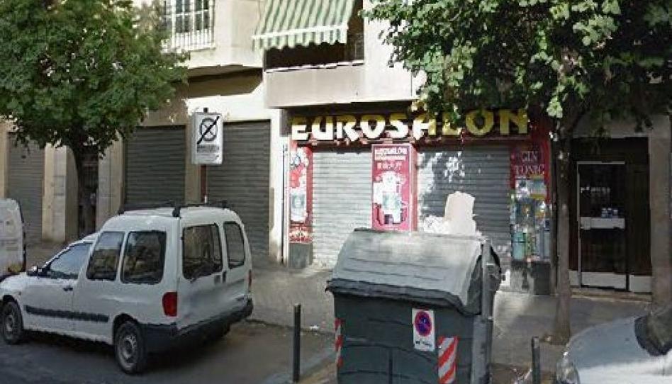 Foto 1 de Local en venta en Barrio de Zaidín, Granada