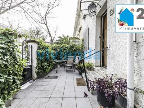 Chalets en venta con terraza en Salamanca, Madrid Capital