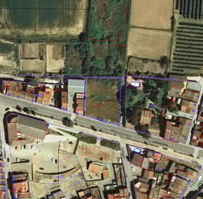 Solar urbà en Puigverd de Lleida