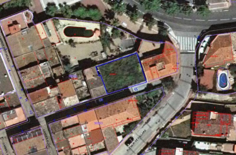 Urban plot in Secuita (La)