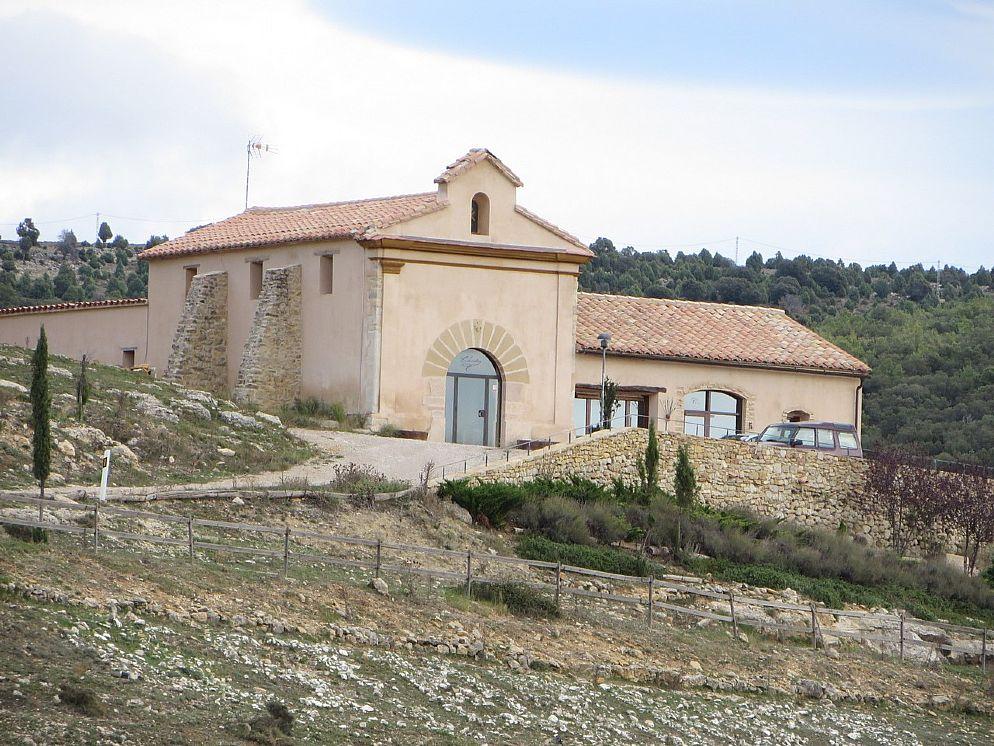 Urban plot in Morella