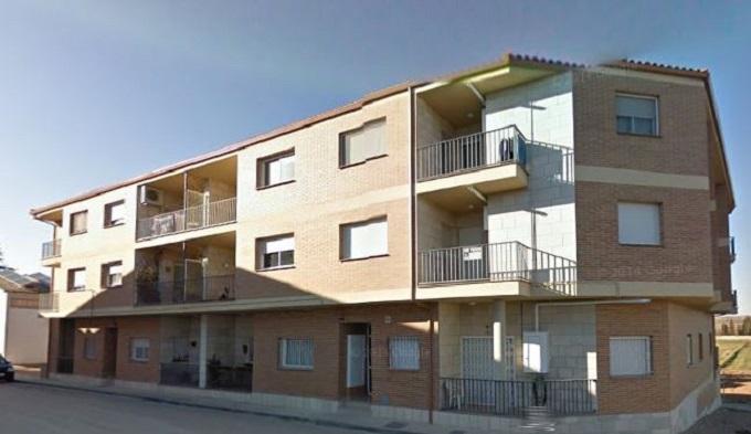 Car parking in Puigverd de Lleida