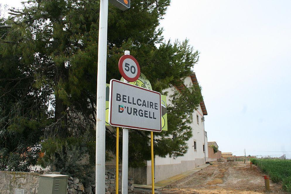 Solar urbano en Bellcaire d´Urgell