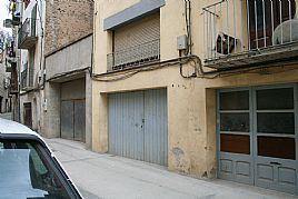 Car parking in Balaguer