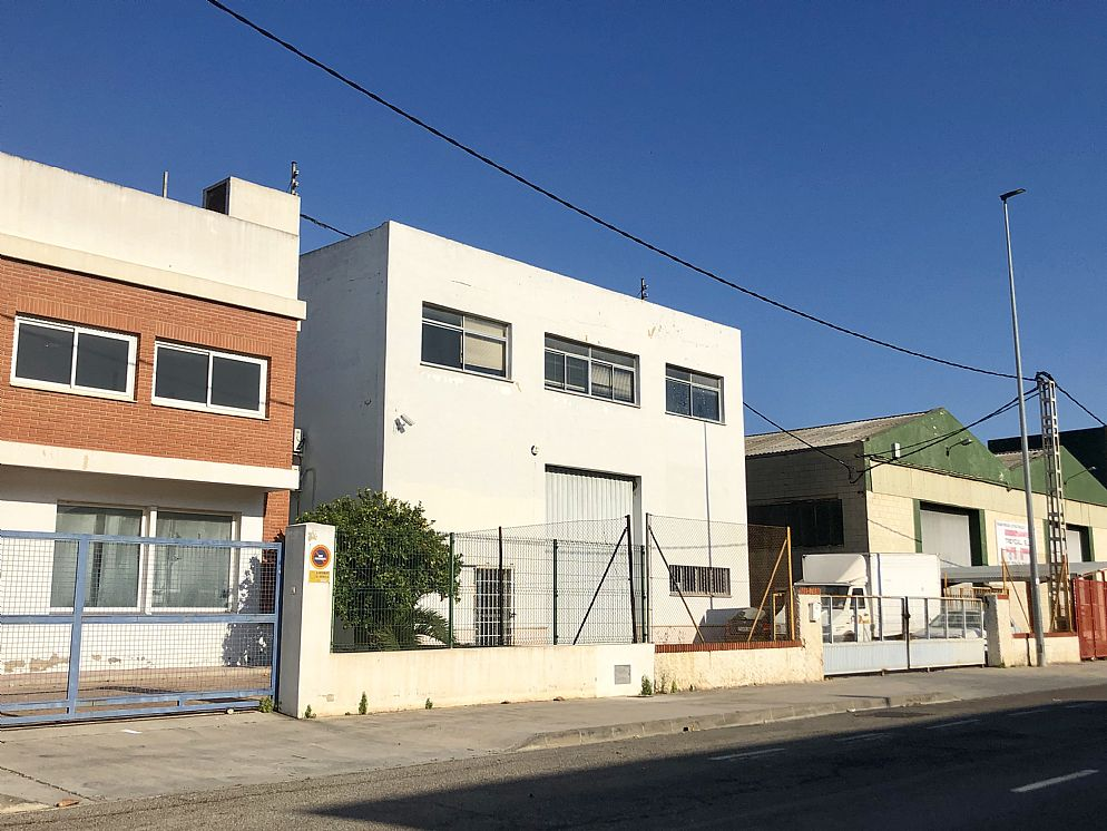 Fabrikhalle in Centro
