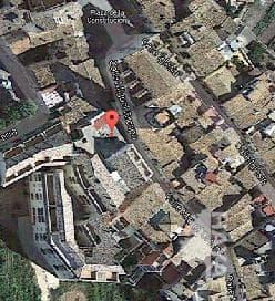 Solar urbano  Calle miguel crespo, 8