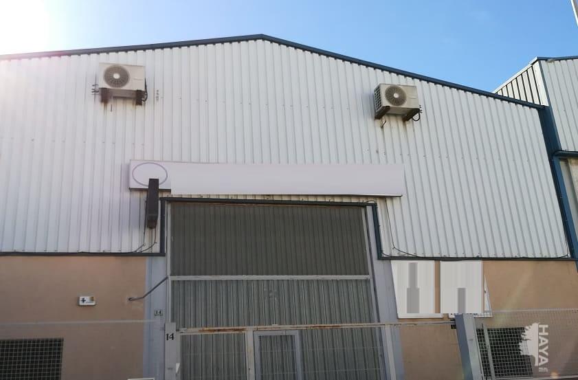 Industrial building  Senda de les deu