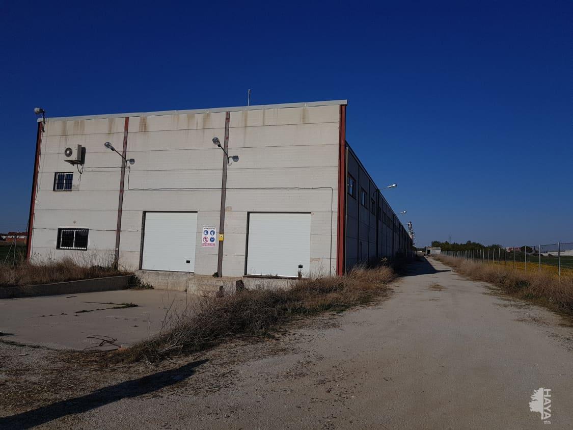 Nau industrial  Carretera cuerva