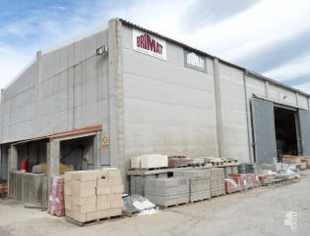 Bâtiment à usage industriel  Calle argiles, s/n