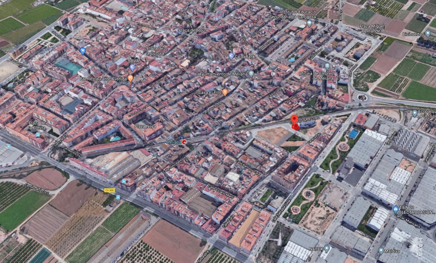 Terrain urbain  Calle isabel de villena