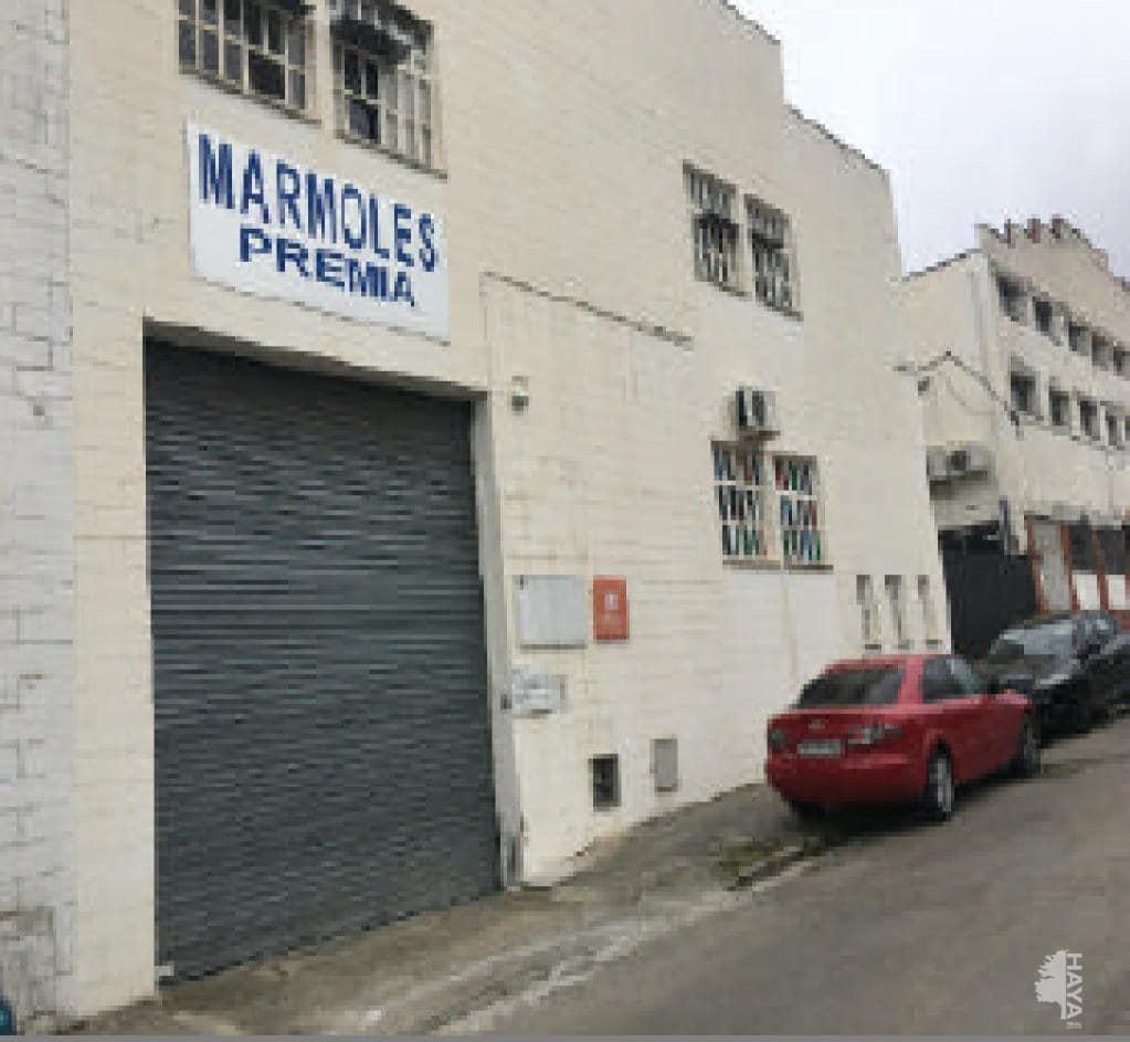 Nau industrial  Calle marina