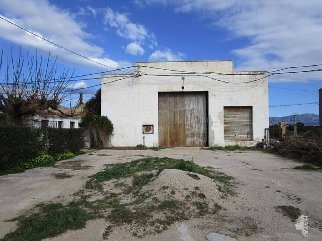 Nave industrial  Calle coves d'encanyissa