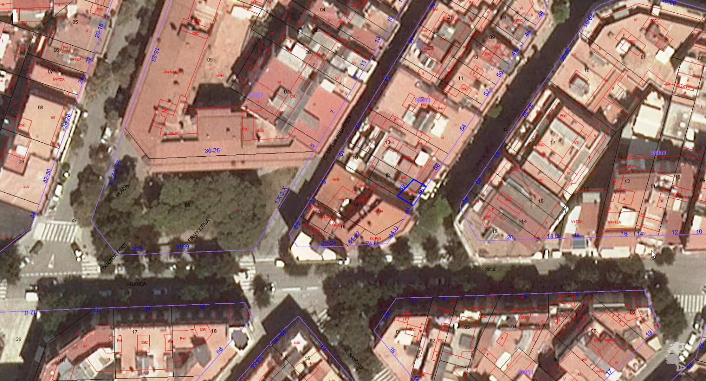 Solar urbà  Calle concordia, 58