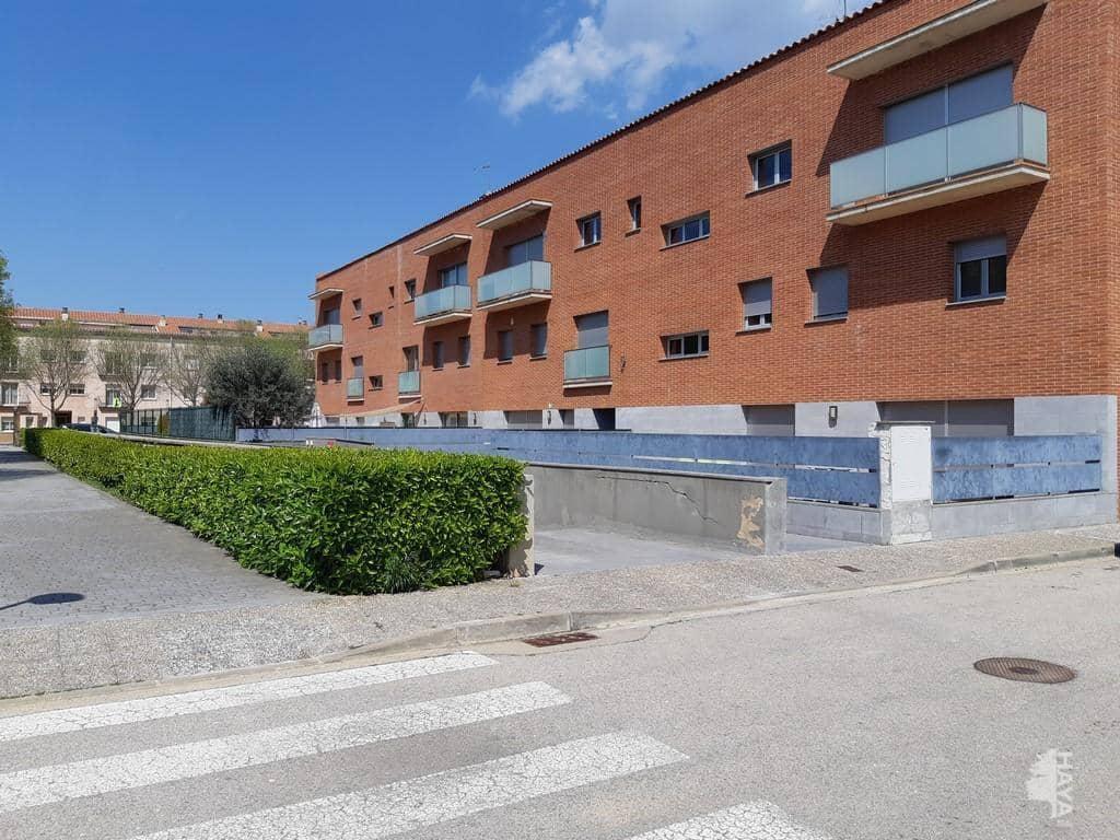 Car parking  Puig del camp dels vents, 2