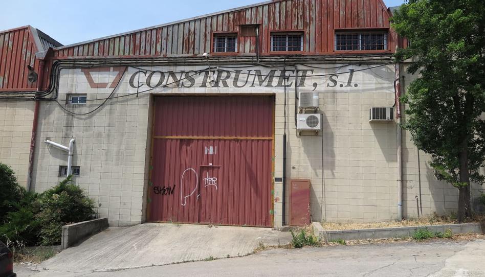Foto 1 von Fabrikhallen zum verkauf in Bergueda Lliçà d'Amunt, Barcelona