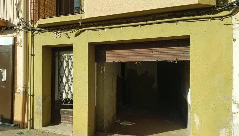 Foto 1 de Local en venta en Barrinou Balaguer, Lleida