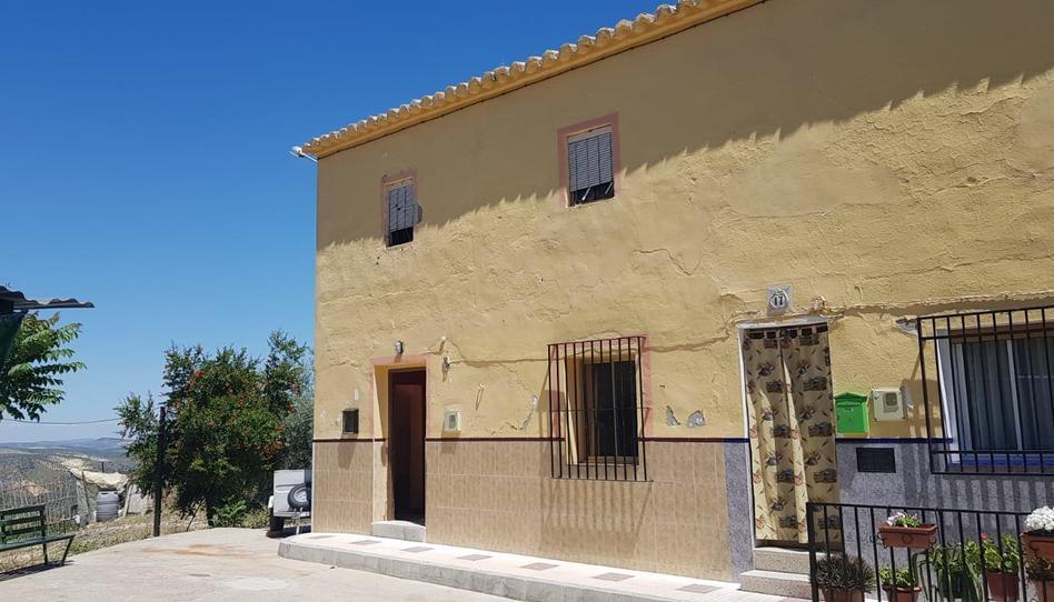 Foto 1 de Casa adosada en venta en Cerrillo Villanueva de Algaidas, Málaga
