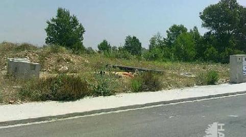 Foto 2 de Terreno en venta en H-1,h-2 (ur.lloma Llarga-barranc Sud) Urbanización Camp de Túria, Valencia
