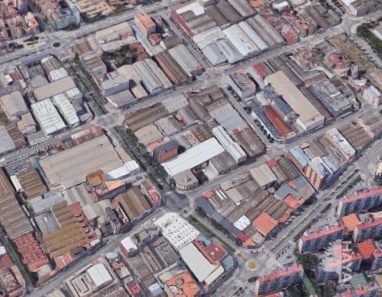 Urban plot  Calle torrent estadella. Solar en venta en calle torrent estadella, barcelona, barcelona