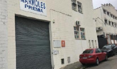 Fabrikhallen zum verkauf in Marina, Premià de Dalt
