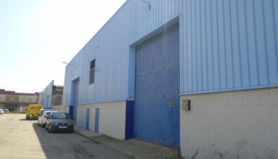 Foto 1 von Fabrikhallen zum verkauf in Torre de Cellers Parets del Vallès, Barcelona