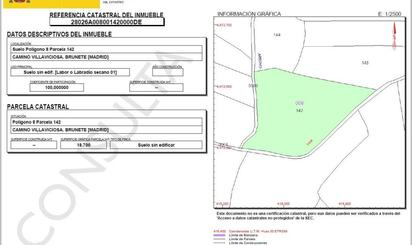 Land for sale in Ensanche Sur, Brunete