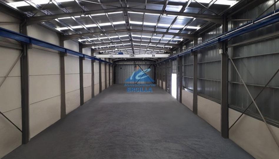 Foto 1 de Nave industrial en venta en Barrio Bildosola Artea, Bizkaia
